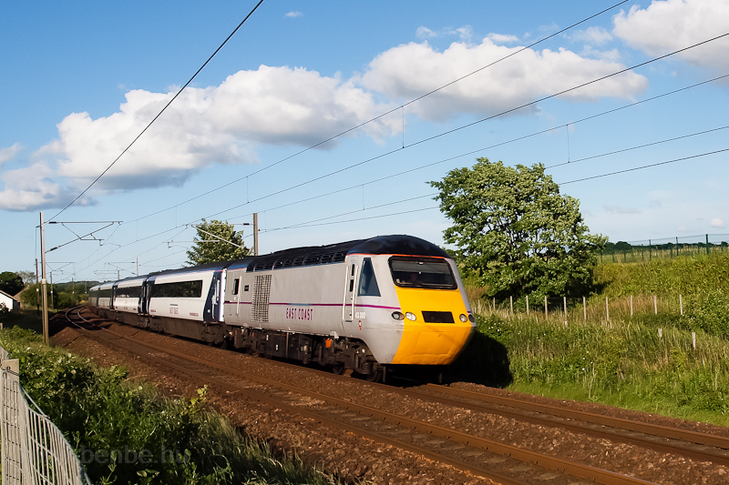 An EastCoast IC125 HST is s picture