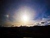 Melléknapok és Nap körüli ív Skóciában, a West Highlandsben