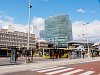 The railway station Utrecht Centraal