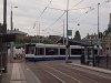 A Combino tram at Amsterdam