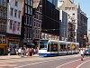 Villamos Amszterdamban
