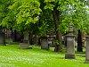A Greyfriars' temető Edinburghben