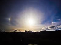 Mell�knapok �s Nap k�r�li �v Sk�ci�ban, a West Highlandsben