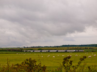 An East Coast IC125 (HST) Belfordn�l az East Coast Main Line-on