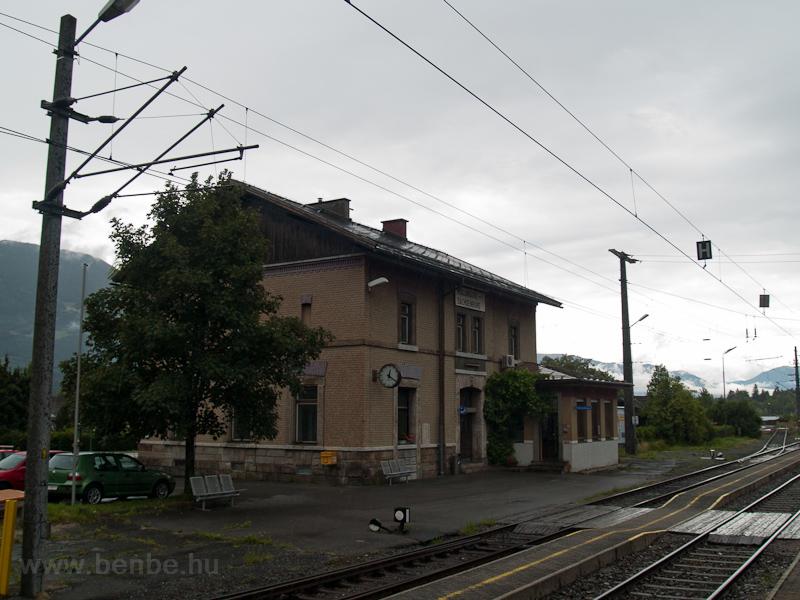 Möllbrücke-Sachsenburg fotó