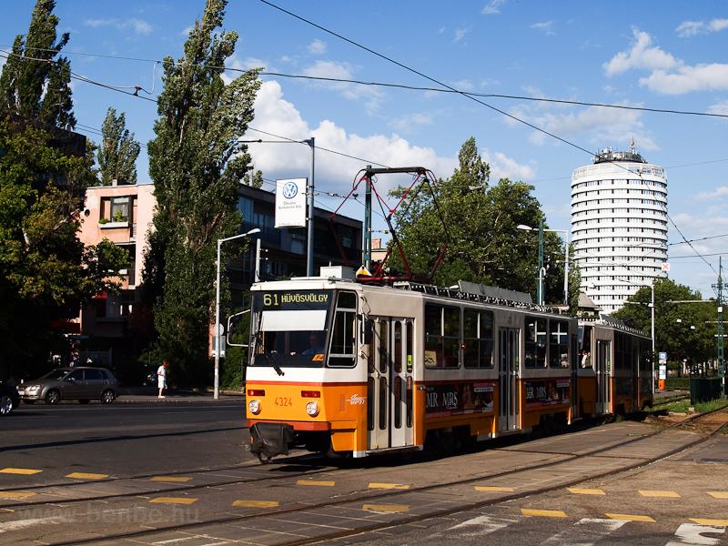 Tram 61 photo