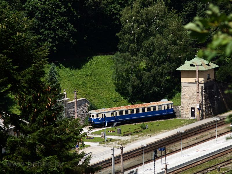 Semmering from above photo