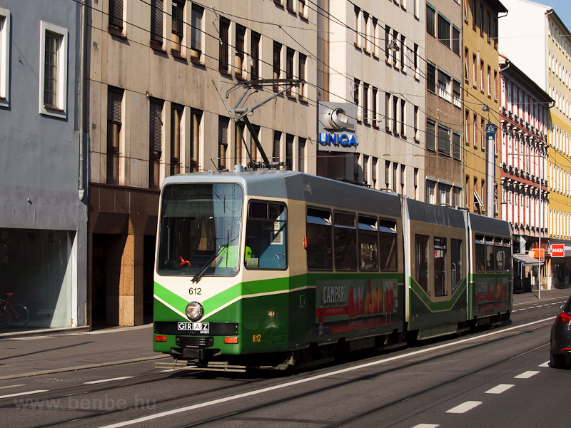 Trams at Graz picture