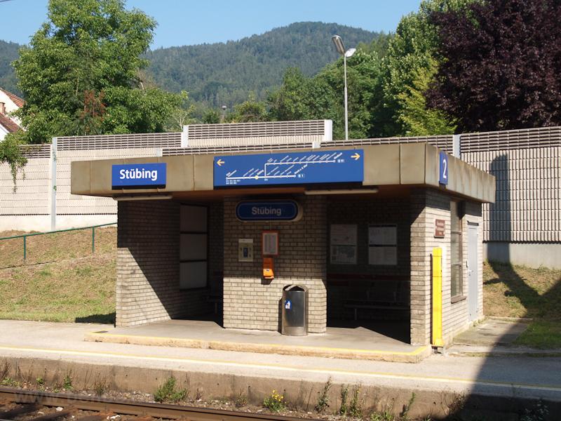 Stübing megállóhely fotó