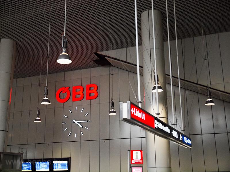 Wien Hauptbahnhof fotó