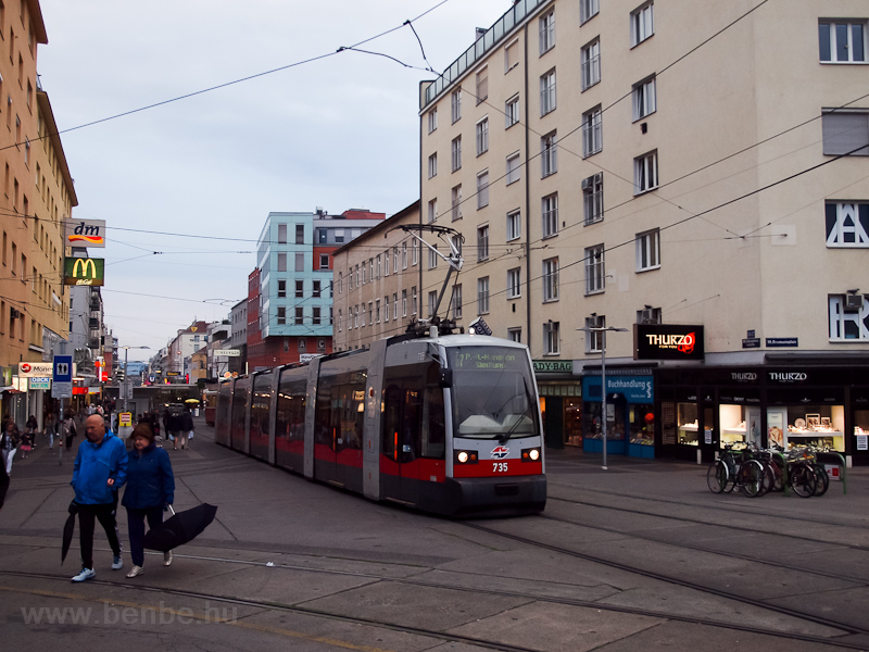 The Wiener Linien type ULF  photo