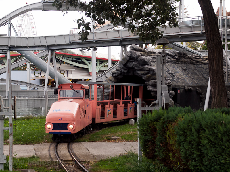 The Lilliputbahn Prater&#39 picture
