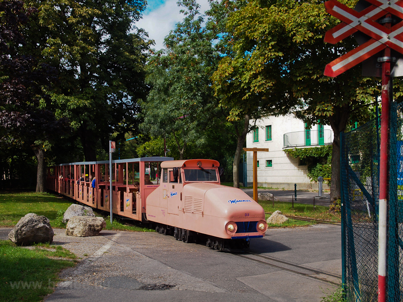 The Lilliputbahn Prater&#39 photo