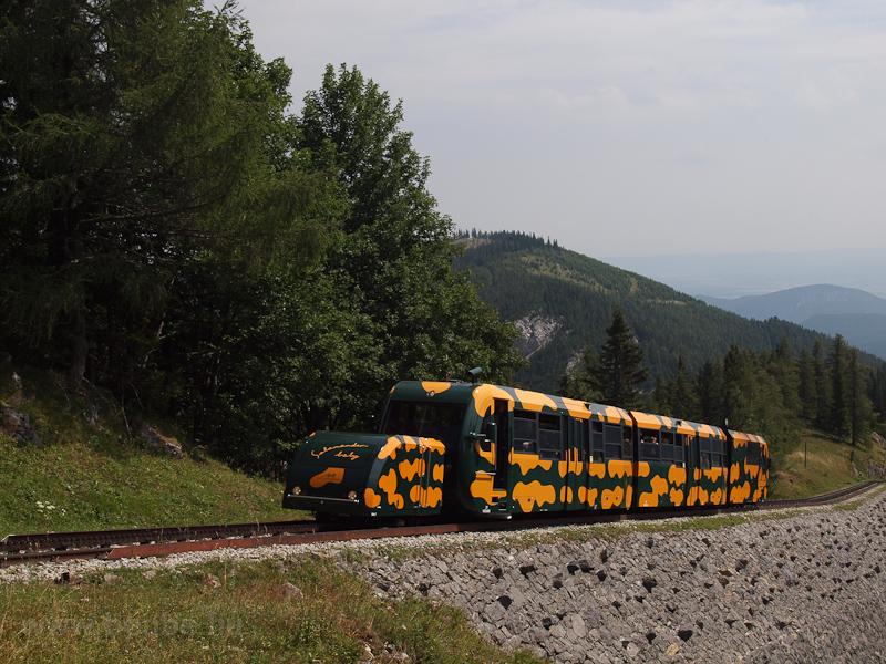 Schneebergbahn photo