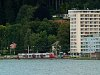 Egy ÖBB 4024 Talent  Bregenz Hafen és Bregenz között