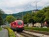 Az ÖBB 1116 113-0 Bregenz Hafen és Bregenz között