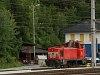 Az ÖBB 2067 108-7 Landeck-Zams állomáson