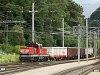 Az ÖBB 1063 050-7 Landeck-Zams állomáson