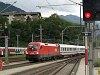 Az ÖBB 1116 113-0 Landeck-Zams állomáson