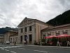 The railway station at Bad Gastein