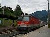 Az ÖBB 1144 218 Bad Hofgastein állomáson