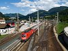 Az ÖBB 1116 132-0 Schwarzach-St. Veit állomáson