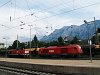 The ÖBB 2016 062 and the 2068 031 seen at Arnoldstein