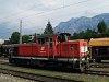 Az ÖBB 2068 031-0 Arnoldstein állomáson