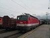 Az ÖBB 1144 257 Spittal-Millstättersee állomáson
