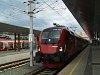 Az ÖBB 1116 228 Klagenfurt állomáson