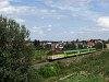 A GYSEV V43 327 Kópháza és Harka között
