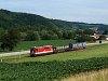 Az ÖBB 2143 056-6 Petersbaumgarten és Edlitz-Grimmenstein között
