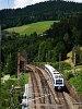 Az ÖBB 4020 264-0 Breitenstein állomáson