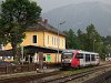 Az ÖBB 5022 041-5 Puchberg am Schneeberg állomáson