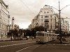 A 492 pályaszámú Bengáli a Zsinagógánál a Károly körúton