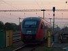 Az ÖBB 5022 035-7 Szentgotthárd állomáson
