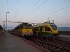 A GYSEV 430 334 és a 415 506 Szentgotthárd állomáson