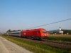 Az ÖBB 2016 096 Nagyfalva (Mogersdorf, Ausztria) és Szentgotthárd között a Rába IC-vel