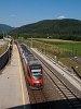 Az ÖBB 4024 040-0 Stübing megállóhelyen