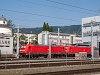 A DB 185 285-4 Graz Hauptbahnhof állomáson