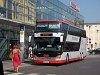 Az ÖBB Graz-Klagenfurt IC Bus Graz Hauptbahnhof állomáson