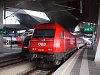 Az ÖBB 2016 037 Wien Hauptbahnhof állomáson