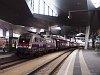 """Az ÖBB 1116 250 """"Polizei"""" Wien Hauptbahnhof állomáson"""