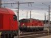 Az ÖBB 2143 058-2 Wien Stadlau állomáson