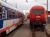 Az ÖBB 2016 028 Wien Stadlau állomáson