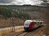 Az ÖBB 5022 033-2 Sinnersdorf és Schäffernsteg között a Pinka völgyében