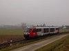 Az ÖBB 5022 043-1 Übersbach és Fürstenfeld között