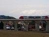 Egy �BB 5022  Ausschlag-Z�bern �s Aspang Markt k�z�tt a Murtalviadukton