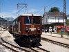 A NÖVOG E 10 Mariazell állomáson