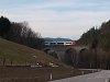 Egy �BB 5022  Aspang Markt �s Ausschlag-Z�bern k�z�tt az Ungarbach I viadukton